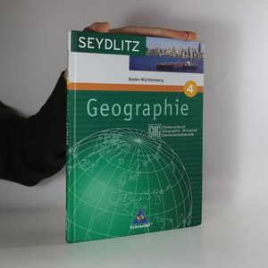 náhled knihy - Geographie 4