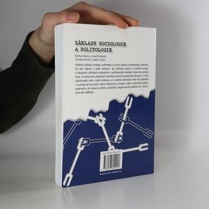 antikvární kniha Základy sociologie a politologie, 2009