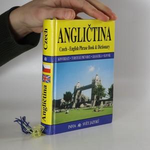 náhled knihy - Angličtina = Czech - english phrase book & Dictionary