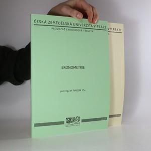 náhled knihy - Ekonometrie. Cvičení z ekonometrie. (2 knihy ve dvou svazcích)
