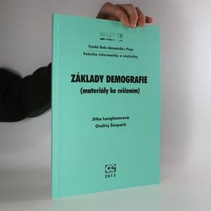 náhled knihy - Základy demografie (materiály ke cvičením)