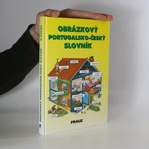 náhled knihy - Obrázkový portugalsko-český slovník