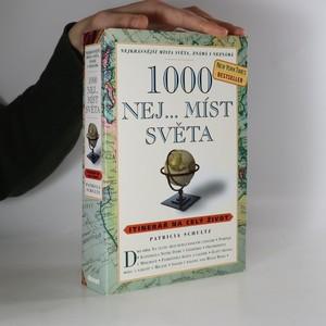 náhled knihy - 1000 nej... míst světa