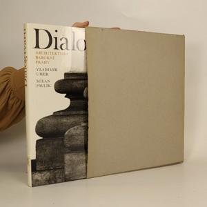 náhled knihy - Dialog tvarů. Architektura barokní Prahy