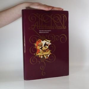 náhled knihy - Alžbětinské divadlo. Shakespearovi současníci