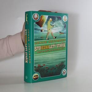 náhled knihy - Stojednaletý stařík, který se vrátil, aby zachránil svět