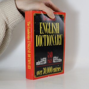 náhled knihy - English Dictionary