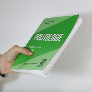 antikvární kniha Politologie, 2003
