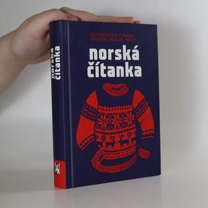 náhled knihy - Norská čítanka. Gutenbergova čítanka současné norské prózy