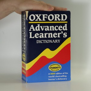 náhled knihy - Oxford Advanced Learner's Dictionary