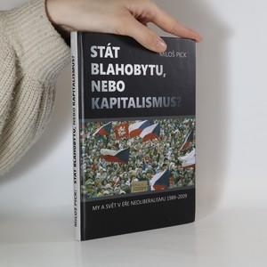 náhled knihy - Stát blahobytu, nebo kapitalismus?