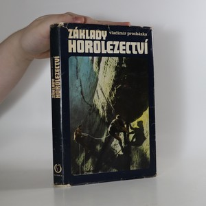 náhled knihy - Základy horolezectví