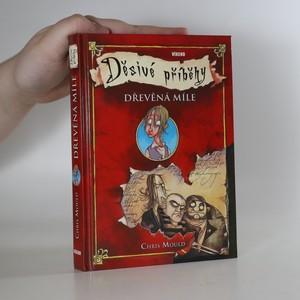 náhled knihy - Děsivé příběhy. Dřevěná míle