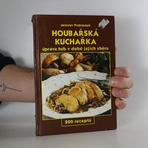 náhled knihy - Houbařská kuchařka