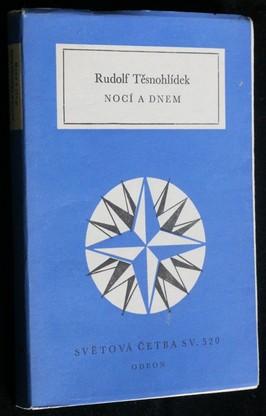 náhled knihy - Nocí a dnem : Výbor z tvorby prozaické, básnické a publicistické