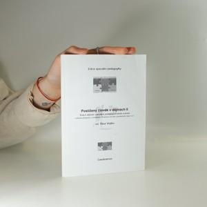 náhled knihy - Postižený člověk v dějinách II