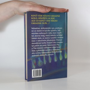 antikvární kniha Zloděj duší, 2006