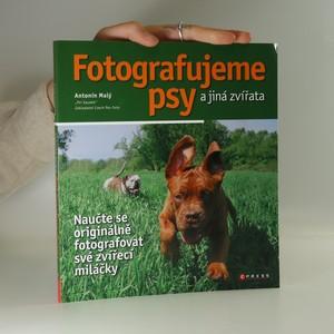 náhled knihy - Fotografujeme psy a jiná zvířata