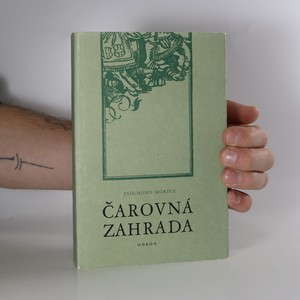 náhled knihy - Čarovná zahrada