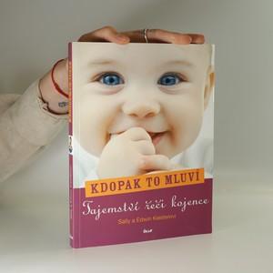 náhled knihy - Kdopak to mluví : tajemství řeči kojence