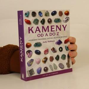 náhled knihy - Kameny od A do Z : podrobný průvodce světem léčivých krystalů