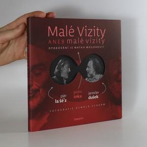 náhled knihy - Malé Vizity ANEB malé vizity : opakování je matka moudrosti