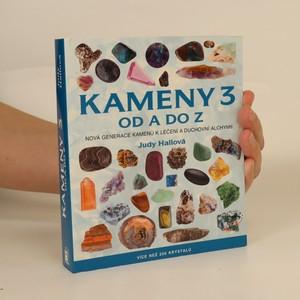 náhled knihy - Kameny od A do Z 3
