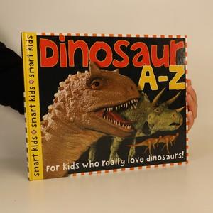 náhled knihy - Dinosaur A-Z (anglicky)