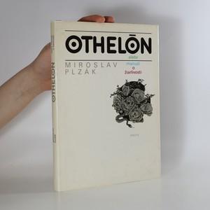 náhled knihy - Othelón aneb manuál o žárlivosti (slovensky)