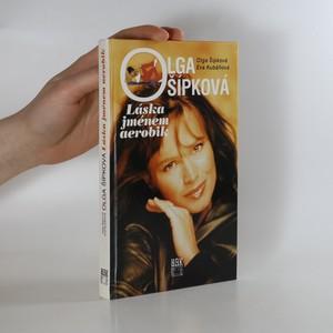 náhled knihy - Olga Šípková - láska jménem aerobik