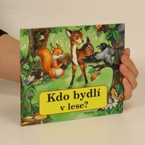 náhled knihy - Kdo bydlí v lese?
