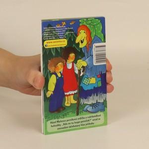 antikvární kniha Perníková chaloupka, neuveden