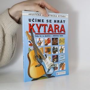 náhled knihy - Učíme se hrát na kytaru