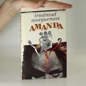 náhled knihy - Amanda : Čarodějničí román