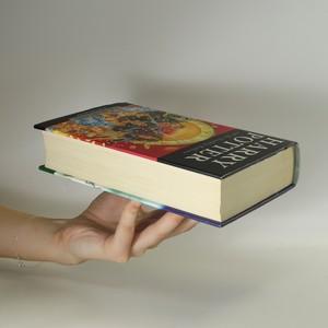 antikvární kniha Harry Potter and the deathly hallows, 2007