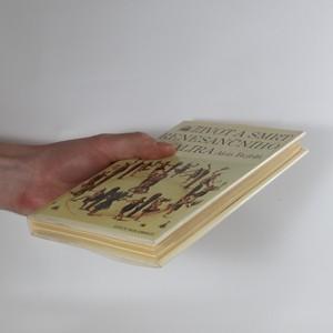 antikvární kniha Život a smrt renesančního kavalíra, 1989