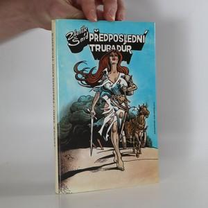 náhled knihy - Předposlední trubadúr