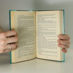 antikvární kniha Chvějivé štěstí, 2000