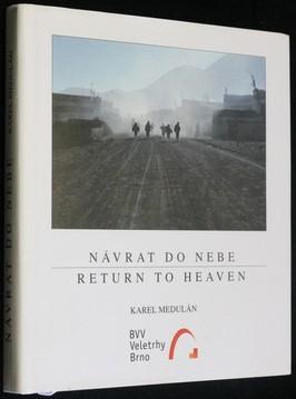 náhled knihy - Návrat do nebe / Return to heaven
