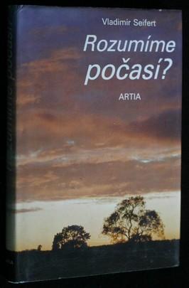 náhled knihy - Rozumíme počasí?