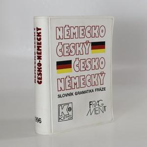náhled knihy - Velký kapesní německo-český, česko-německý slovník