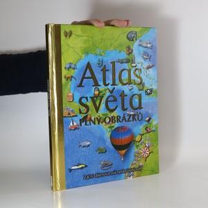 náhled knihy - Atlas světa plný obrázků
