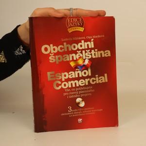 náhled knihy - Español comercial (všechna CD chybí)