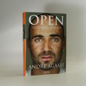 náhled knihy - Open. Otevřená zpověď