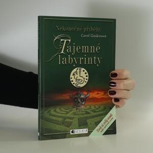 náhled knihy - Nekonečné příběhy. Tajemné labyrinty