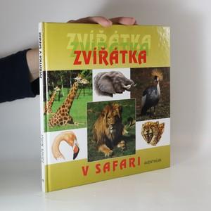 náhled knihy - Zvířátka v safari