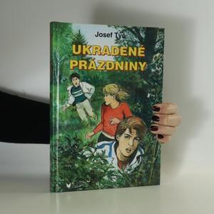 náhled knihy - Ukradené prázdniny