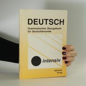 náhled knihy - Deutsch - Grammatisches Übungsbuch für Deutschlernende