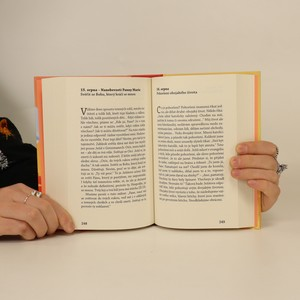antikvární kniha 365 dní s papežem Františkem : ranní promluvy od Svaté Marty, 2020