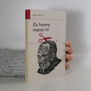 náhled knihy - Za humny nejsou lvi